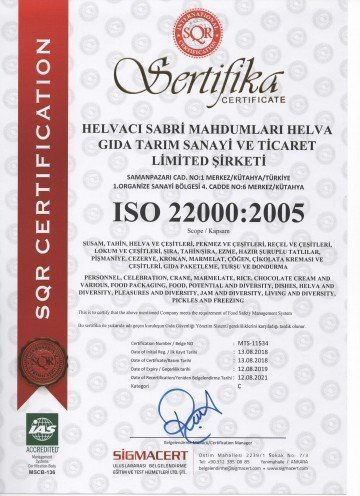 İso 22000